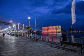 The Buffalo Waterfront
