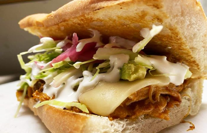 New: Tortuga Sandwich Shop Will FulFill Your Latin Street Food Cravings