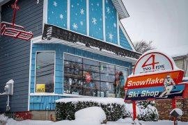 Snowflake Ski Shop