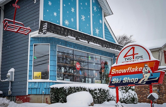 Snowflake Ski Shop Has You Everything You Need to Get Ready for Ski Season