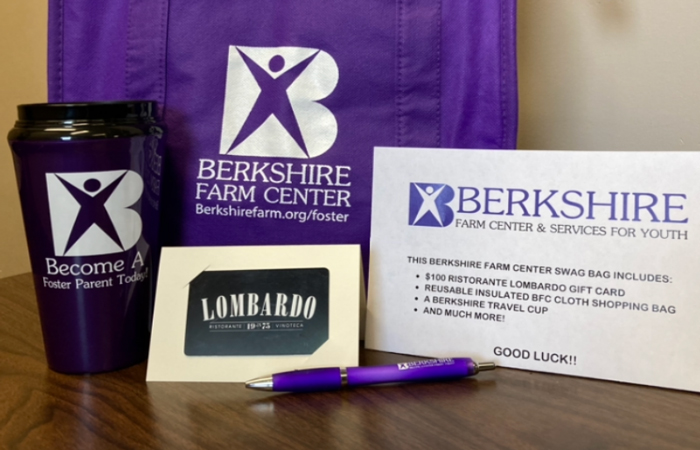 CLOSED: Enter to Win a $100 Gift Card To Lombardos Restaurant And Swag From Berkshire Farm Center