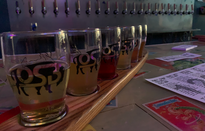 New: Rochester's OSB Ciderworks Opens a Taproom in Downtown Buffalo Offering Outrageous Cider Creations