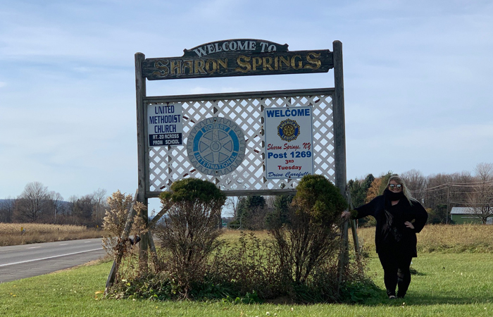 Weekend Getaway: Sharon Springs, NY Embodies Everything We Love About Schitt's Creek