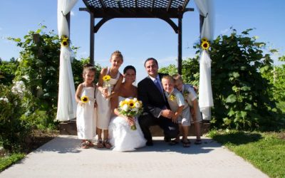 3 Reasons to Book a Wedding at Becker Farms