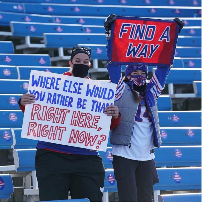 bills mafia x billsstadium