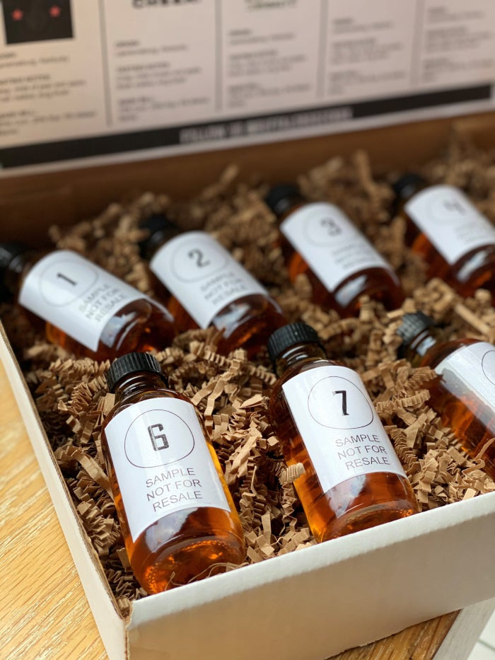 Buffalo Booze Box's Vol 2: Bourbon & Rye Box