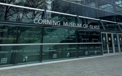 Weekend Getaway: Head to Corning, NY for Shopping, Dining, & Glass Art Masterpieces