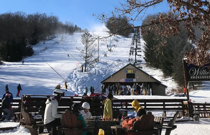 Guide to Skiing & Snowboarding Spots Within 2 Hours of Buffalo