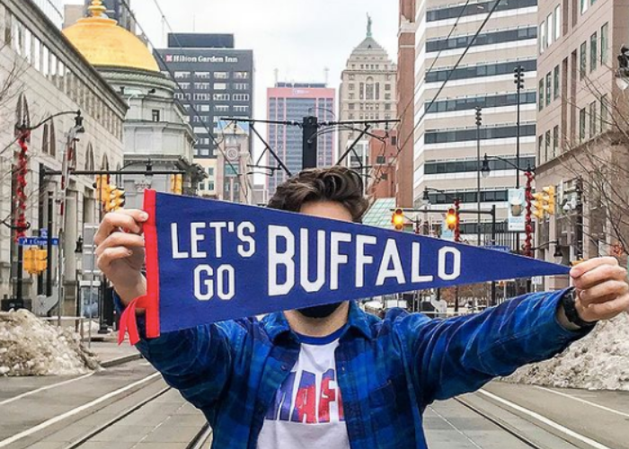 6 Insta-Worthy Spots To Show Off Your Buffalo Pride