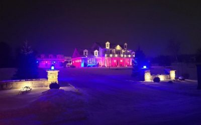 Awesomely Decorated Houses That Show Bills Fans Love Their Team