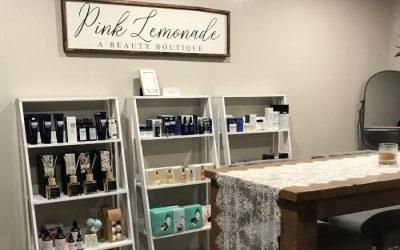 4 Services You Can't Live Without at Pink Lemonade A Beauty Boutique