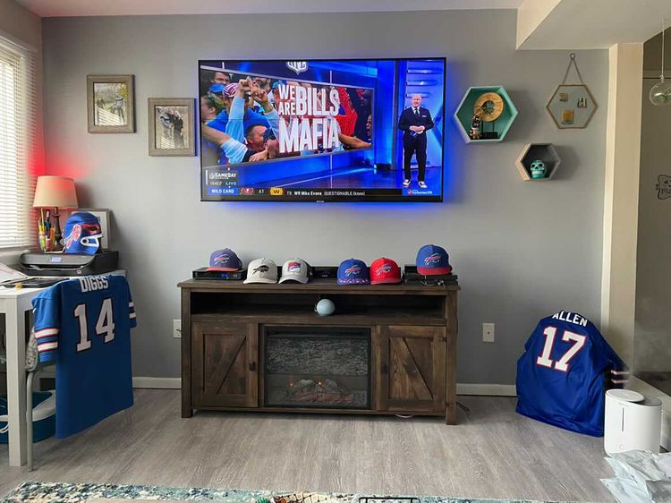 Bills decor