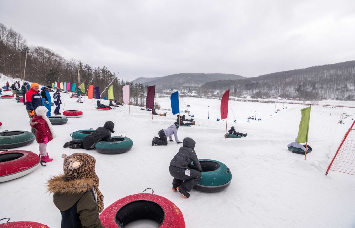 Guide to Snow Tubing in WNY