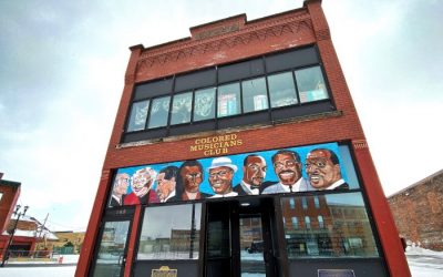 Get To Know WNY's History: The Colored Musicians Club of Buffalo