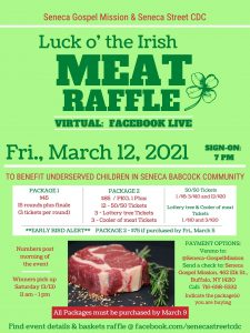 Virtual Meat Raffle