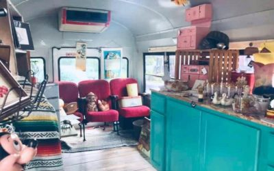 This Renovated Bus Turned Vintage Shop Pops Up in WNY Selling Retro Goods