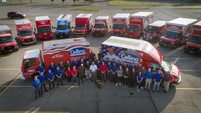 Cellino Truck Wrap Contest 2021