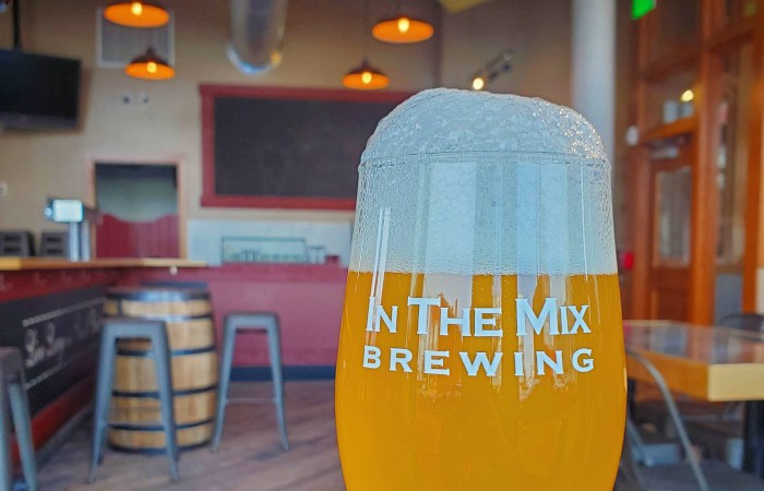 In the Mix Brewery & Creamery Announced They Are Permanently Closing
