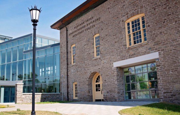 Photo courtesy of Niagara Falls Underground Railroad Heritage Center