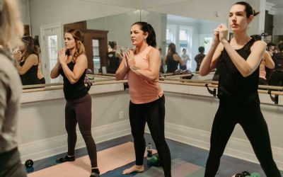CLOSED: Enter to Win One Month of Unlimited Classes from Barretend