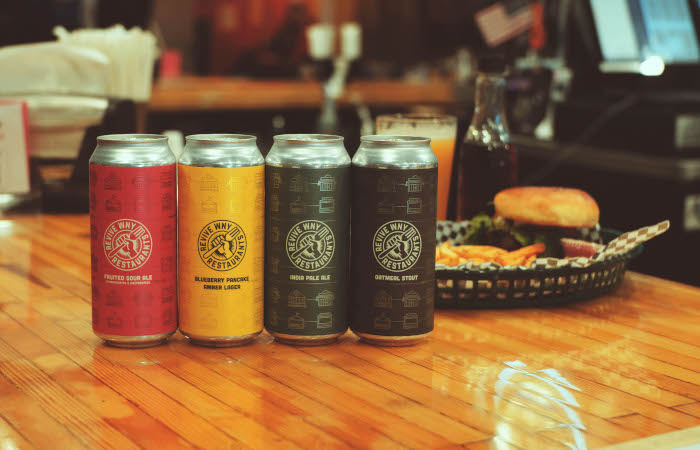 Buffalo Breweries Collab On a 4-Pack That Supports Local Restaurants