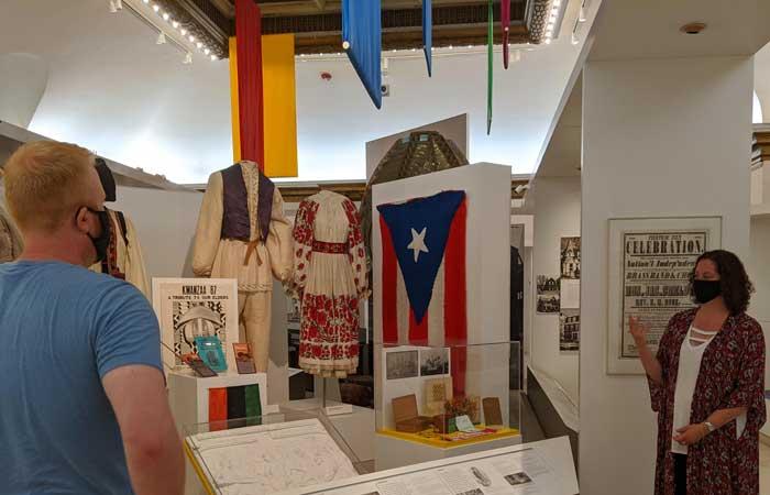 The Buffalo History Museum's Neighbors Exhibit