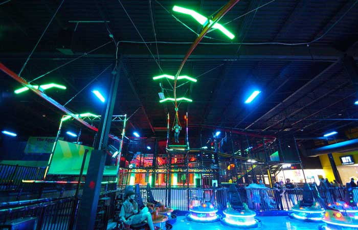 Urban Air is Bringing Family Fun to the Walden Galleria
