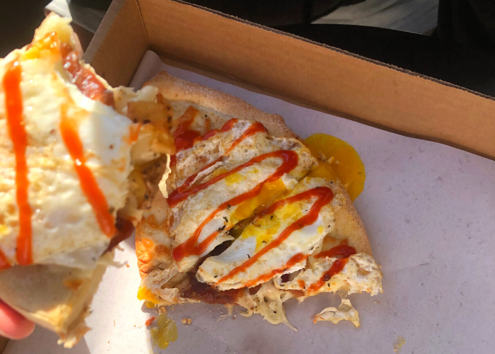 Your Guide To Finding Breakfast Pizza & Flatbreads in WNY