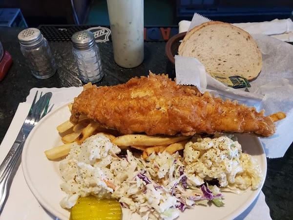 Fish Fry / Photo courtesy of Blarney Castle