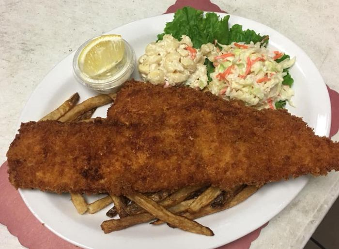 Fish Fry / Photo courtesy of North End Bar and Grill