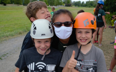 JCC's Camp Centerland is Open to Kids Entering Kindergarten Through 10th Grade