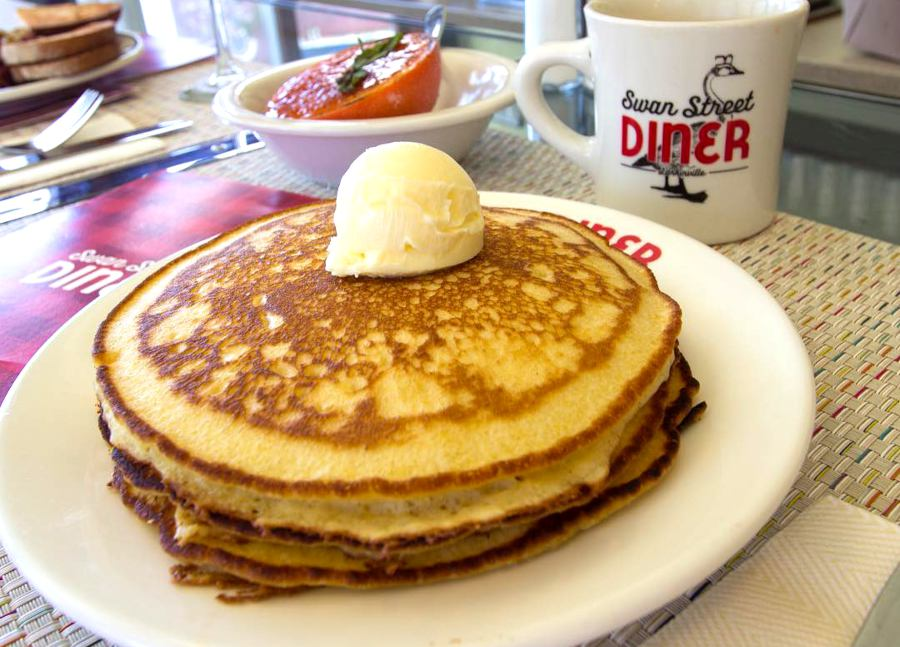Best Pancake Spots According to Western New Yorkers