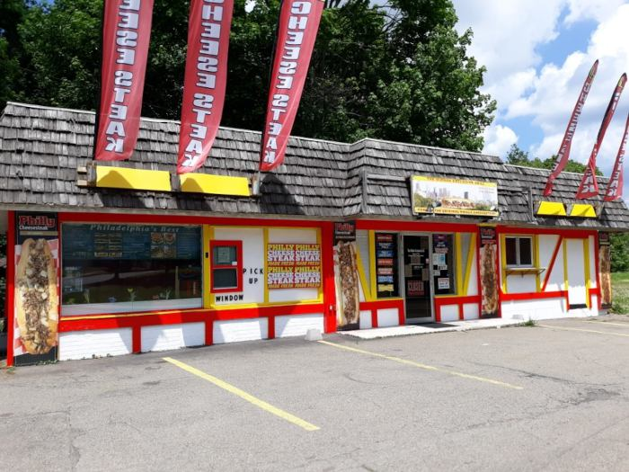 The Hidden Exclusive Grill: Home of the Original Philly Cheesesteak