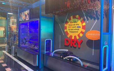 Explore & More Has a Brand-New Car Wash Exhibit Presented by Delta Sonic