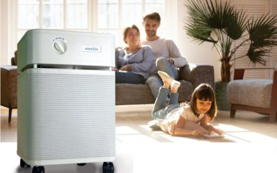 Enter to Win a HealthMate Plus Air Purifier from Austin Air