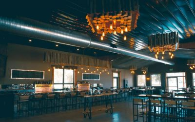 Beer Hall, Live Music & Patio Vibes Meet the Country at Live Edge Brewing