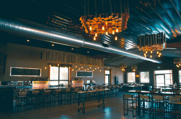 Live Edge Brewing / Photo courtesy of Live Edge Brewing