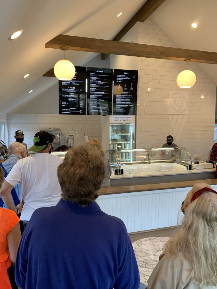 Rosie's Handcrafted Ice Cream