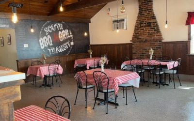 New: South Transit BBQ Breathes New Life Into a Beloved Diner With a Texas Twist