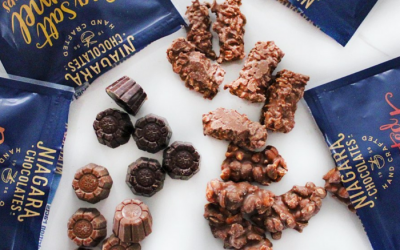 You Can Find Niagara Chocolates New Products at Local Tops Locations