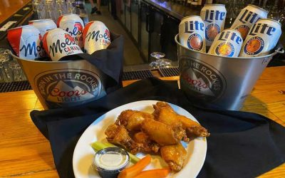 Two Reasons to Visit The Lenox Grill – Wings & Beer