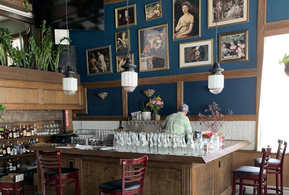 New: Jack Rabbit's Eclectic Style Reverberates in Menu & Music