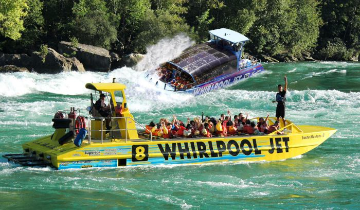 Photo by Whirlpool Jet Boat Tours