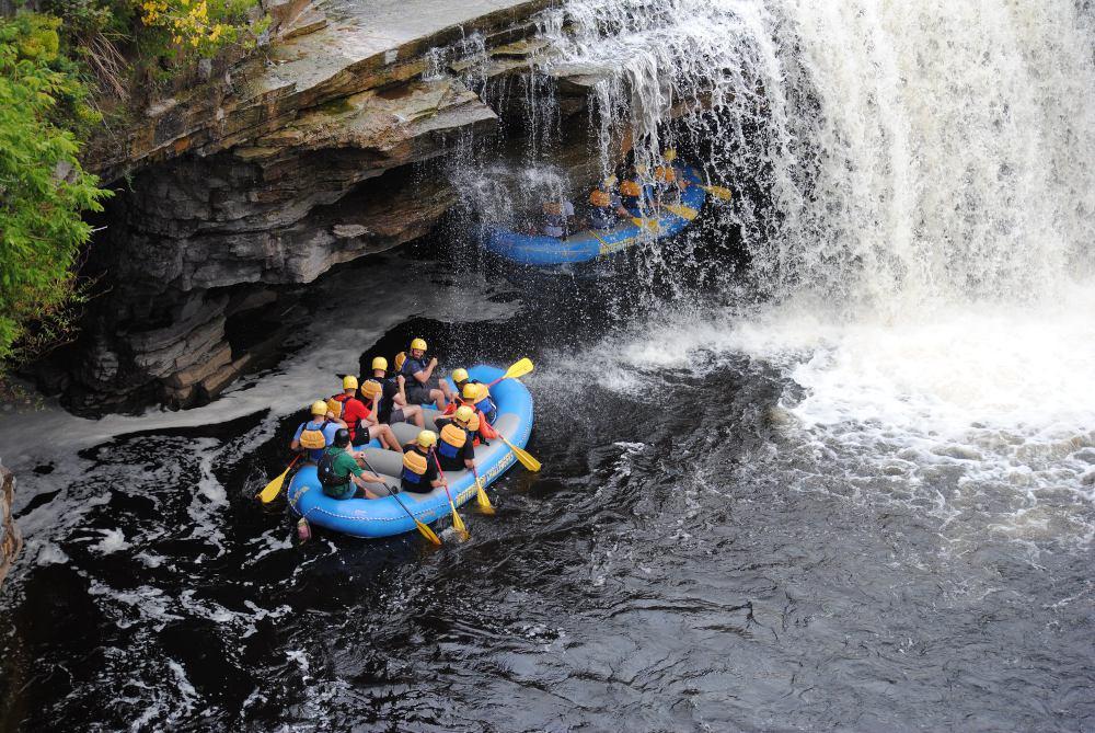 Guide to White Water Rafting Near Buffalo & Beyond