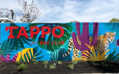 New: Tappo Day Club's Pool & Rooftop Restaurant Opens This Weekend