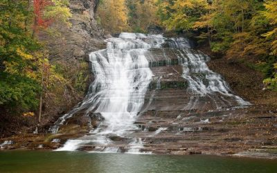 7 Gorgeous Waterfalls to Visit Under 3 Hours Away in Ithaca