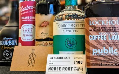 Enter to Win a $100 Gift Card from Noble Root Wine and Spirits