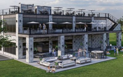 Steelbound Brewery & Distillery Plan Taproom with Rooftop Patio in the Southtowns