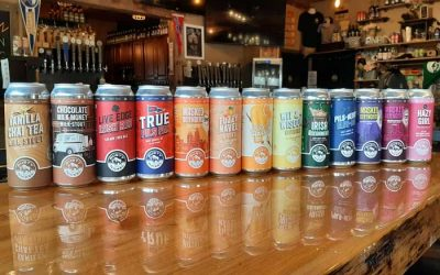 Rusty Nickel Brewing Officially Has 4-Packs You Can Bring Home With You