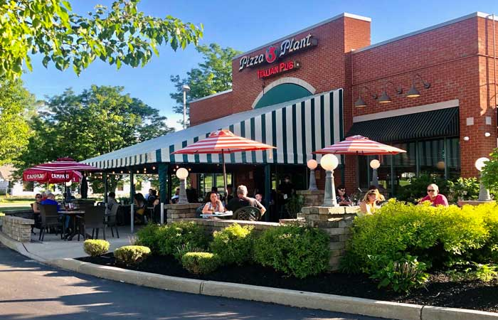 3 Reasons You Need To Get To Pizza Plant's Patio This Spring & Summer